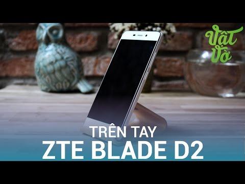 Vật Vờ| Trên tay smartphone giá hơn 2 triệu của ZTE: Blade D2