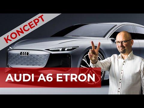 AUDI A6 E-TRON KONCEPT