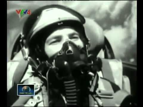 Phạm Tuân và MIG 21 tiêu diệt B52 [PTL Hà Nội - Điện Biên Phủ trên không]