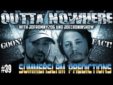 WWE SUMMERSLAM 2016 - Outta Nowhere #39 - Rio Olympics metal gear Survive