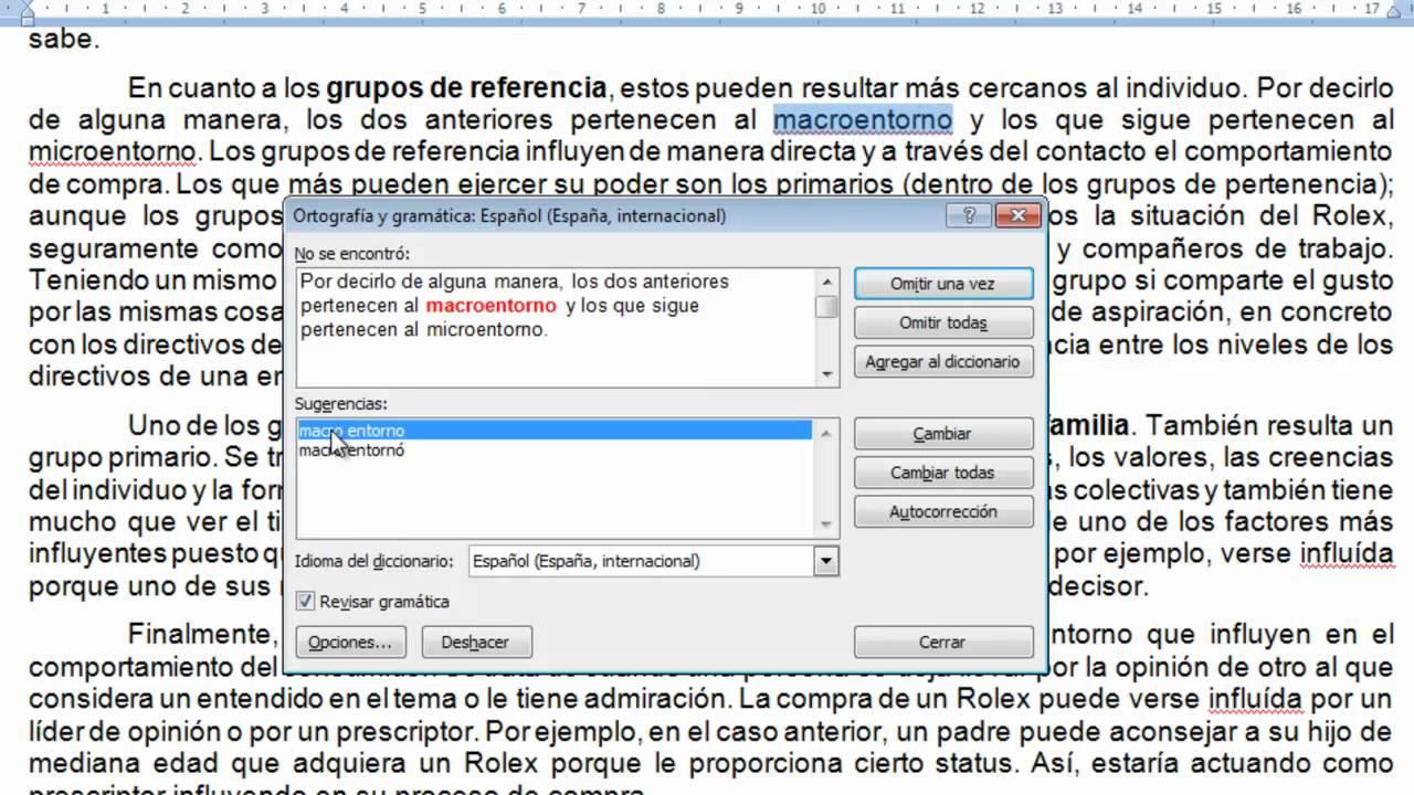 2007 WORD BAIXAR CORRETOR PARA ORTOGRAFICO
