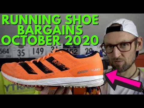 The Best Running Shoe Bargains August