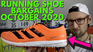 The Best Running Shoe Bargains October 2020 | Best value running shoes available | Discount | eddbud