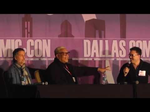 Dallas Comic Con  Days Feb 2015  The Nightmare Before Christmas  Chris Sarandon & Ken Page
