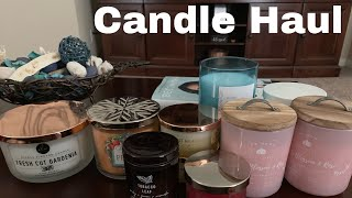 Candle Haul | December 2018