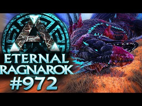 ARK #972 Eternal Ragnarok DRACHEN an der Base ARK Deutsch / German / Gameplay