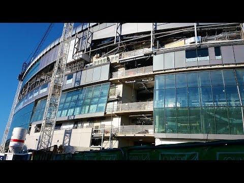 Spurs New Stadium - White Hart Lane - 09 May 2018