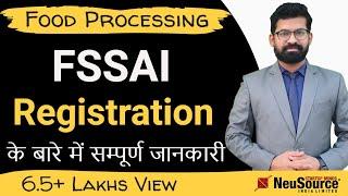 Food Licensing & Registration (FSSAI)