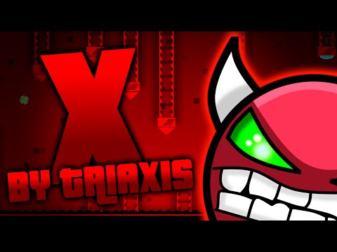 FUN! X By TriAxis And TamaN | Geometry Dash