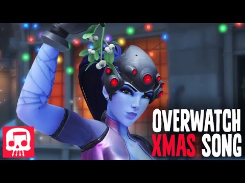 """OVERWATCH XMAS SONG - """"All I Want For Christmas is Loot"""" (Parody by JT Music)"""