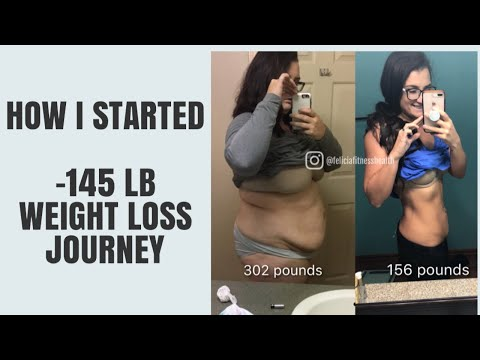 How I Started My Weight Loss Journey
