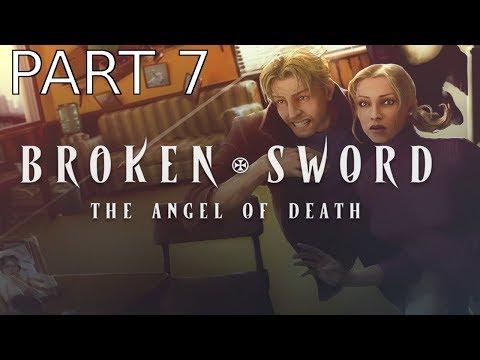 Broken Sword 4: The Angel of Death Walkthrough part 7 |