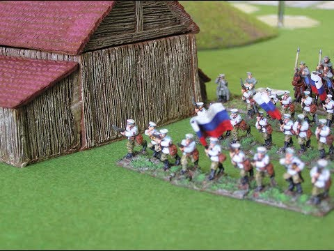 15mm Russian Civil War Part Three