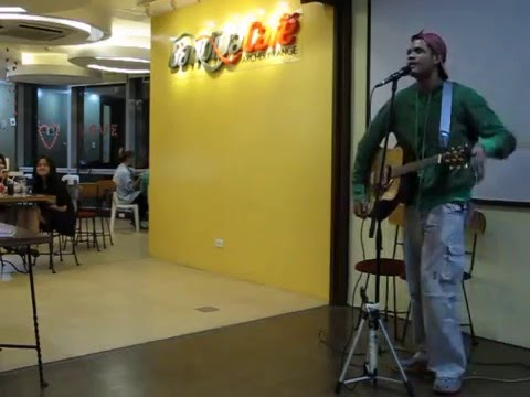 "Jerome Cleofas performs ""May Expiry Ang Forever"""