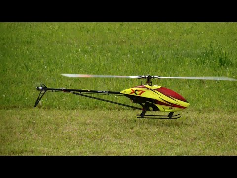 RC Helicopter Gaui