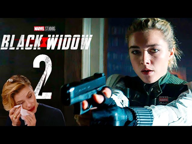 Black Widow 2 Is Coming | But Without Scarlett Johansson | New Black Widow Movie