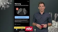 Corona-App - wie sie funktioniert, wo sie hilft | ntv