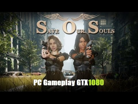 Save Our Souls: Episode I - The Absurd Hopes Of Blessed Children PC Gameplay.
