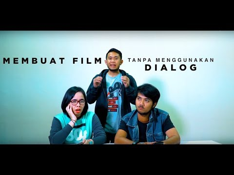 CINEVLOG EPS 5: TIPS MEMBUAT FILM TANPA DIALOG ( VISUAL STORYTELLING )