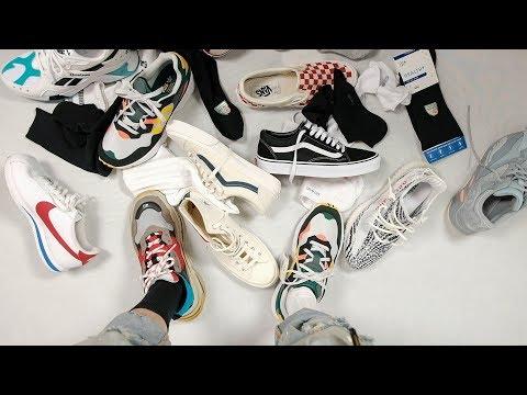Cách chọn tất cho giày sneaker không phải ai cũng biết