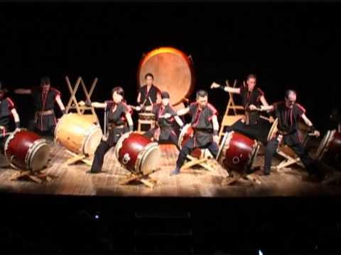 Masa Daiko - Japanese Drums