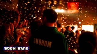 | Boom Band |  Благотворительный концерт экономфака. Выстрел из конфетти машины(Были спонсорами Новогоднего благотворительного концерта, выстрелили в ДК ЧГУ., 2015-12-24T21:29:15.000Z)