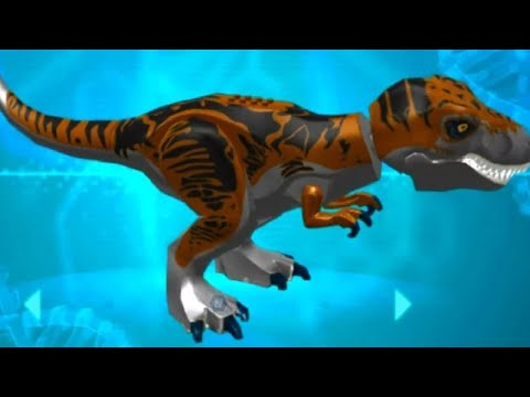 LEGO Jurassic World (PS Vita) - Large Dinosaur Paddock 100% Guide