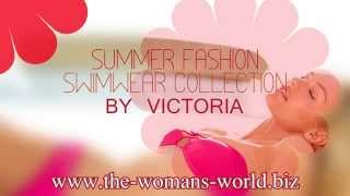 Summer Fashion Swimwear Collection - commercial - pub Thumbnail