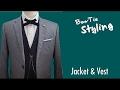 BowTie Style Gray suit and Bowtie/BOWTIE SPECIMENS