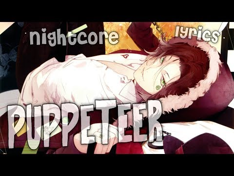Nightcore - Puppeteer [Deeper Version]