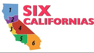 California Could Be Split Into Six States