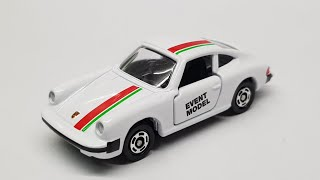 Porsche 911S Tomica Event Model Review