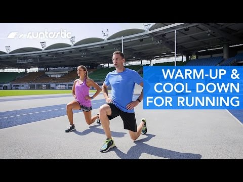 The Perfect Warm-up and Cool Down for a 5K or 10K Race - Part 4 (Runtastic & RUN 10 FEED 10)