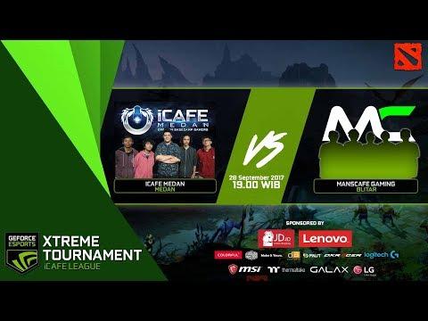 GEXT Dota 2 Series : TNC Pondok Gaming (Tangerang) vs Barol Gaming (Jakarta)