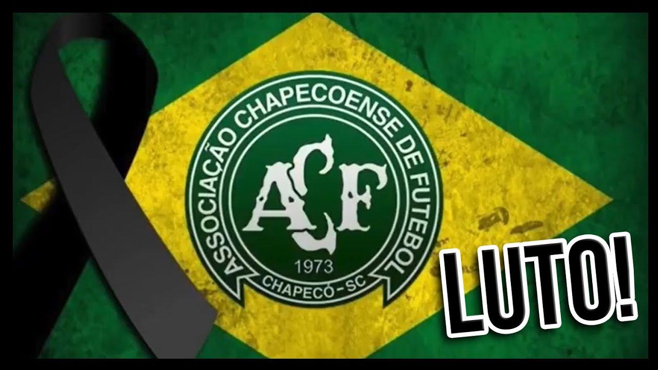 LUTO! #FORÇACHAPE