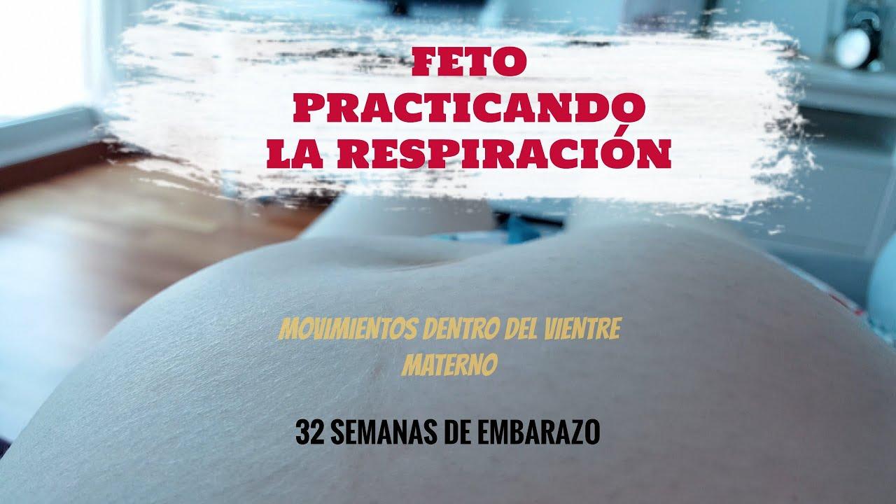 f8e8bb1e3 MOVIMIENTOS DEL BEBÉ  PRACTICA LA RESPIRACIÓN DENTRO DEL VIENTRE MATERNO  32  SEMANAS DE EMBARAZO