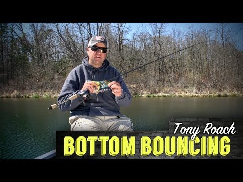 Q&A: Bottom Bouncing Walleyes With Tony Roach