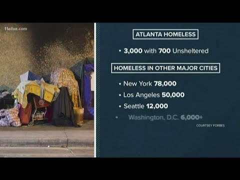 Glenn Cosby - Atlanta Mayor Has A $50m Program To Get the Homeless Into New Apartments