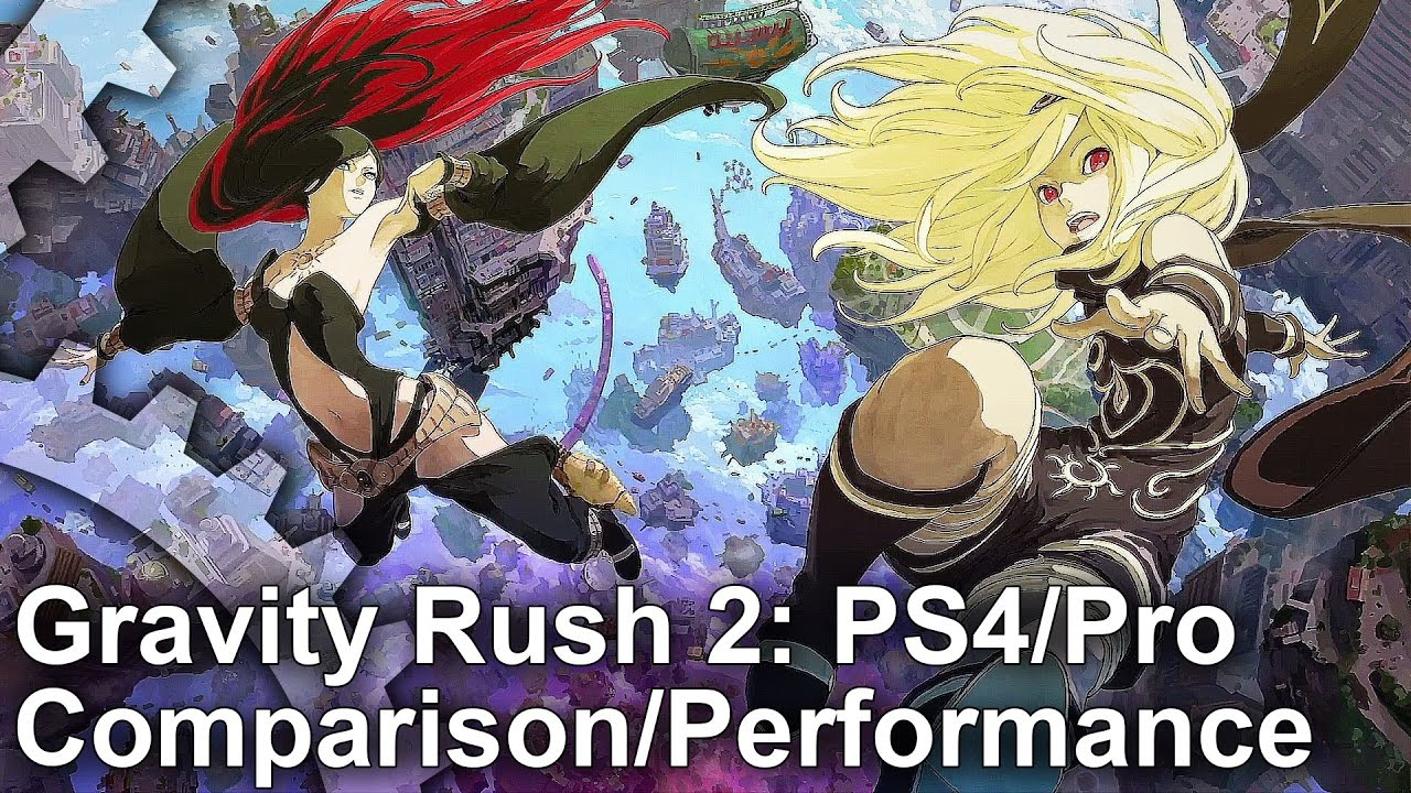 Gravity Rush 2 is stunning in 4K - ExtremeTech
