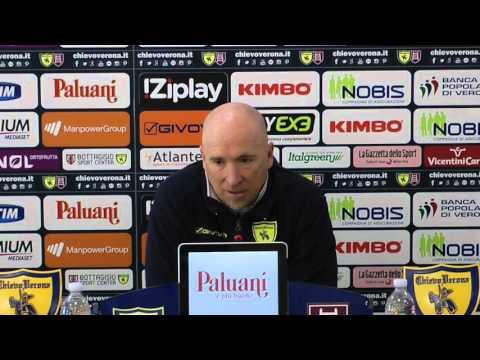 """Maran: """"Ora tutti rispettano Empoli e Chievo"""" - Giornata 20 - Serie A TIM 2015/16"""