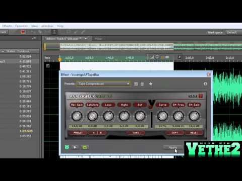 [Tutorial 4/5] Hướng dẫn mix nhạc với Adobe Audition CS5 by vethe2