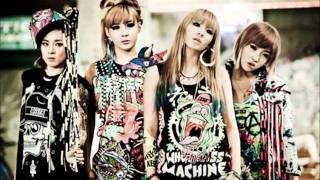 2NE1 - Ugly Acoustic Version