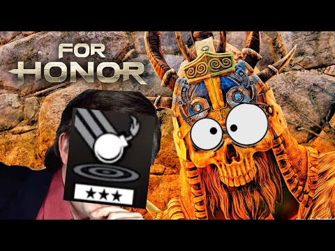[For Honor] Friendship Betrayal - Funny Moments