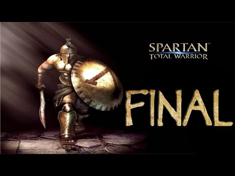 Spartan Total Warrior | Let's Play En Español | Capitulo 14 FINAL