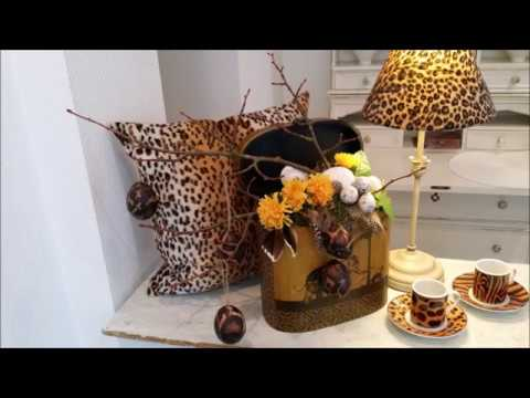 ostern mal ganz wild b rbel s wohn deko ideen youtube. Black Bedroom Furniture Sets. Home Design Ideas