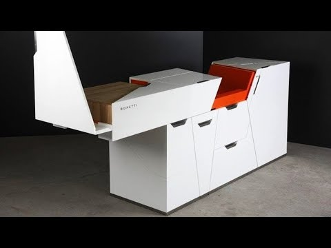TRANSFORMABLE! 5 FURNITURE TRANSFORMERS YOU NEED TO SEE!