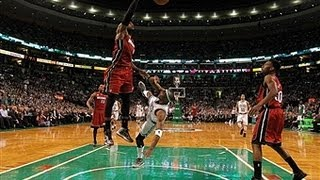 Top 10 Dunks of the Month March 2013