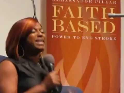 Pastor Darrell & Latonja Blair singing Great Is Thy Faithfulness and JaRa' is playing