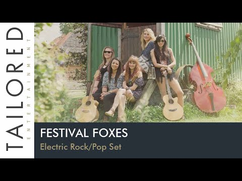 Festival Foxes | Professional Function Band