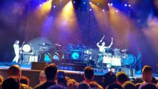 311 drum solo entire band on drums